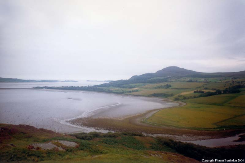 L'Ecosse: Baie